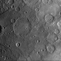 mercury-craters